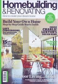 Home Renovation Magazines Homebuilding U0026 Renovating Magazine Subscr Whsmith
