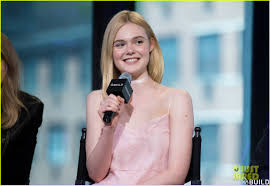 elle fanning plays catchphrase on u0027the tonight show u0027 video