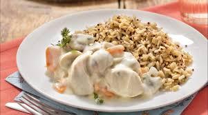 cuisiner sarrasin blanquette de volaille riz blé sarrasin quinoa savoir cuisiner fr