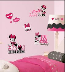minnie mouse bedroom decor the cheerful minnie mouse bedroom decor designs the theme featuring your kids favorite try to make your kids be happy and safe by using minnie mouse