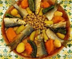 recette cuisine couscous tunisien recettes de couscous tunisien au poisson mytaste