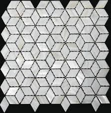 Wall Tiles For Kitchen Backsplash by Mother Of Pearl Tile Kitchen Backsplash Shell Mosaic Bathroom