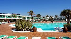 costa sal bungalow 2 bed hotels lanzarote puerto del carmen