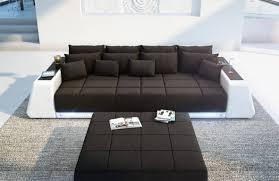 sofa g nstig kaufen big sofa ledersofa big sofa vice designersofa günstig kaufen bei