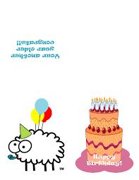 birthday cards to print free u2013 gangcraft net