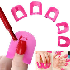 wholesale nail art extension sticker template clip guide form
