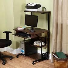 Target Computer Desk Storage Espresso by Desks Desk With Drawers Desks Target Compact Computer Desk