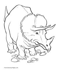 dinosaurs coloring pages free coloring pages throughout free