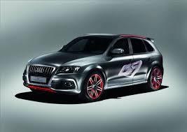 Audi Q5 8 Seater - audi q5 custom concept