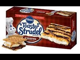 Toaster Strudle Toaster Strudel S U0027mores Review Youtube