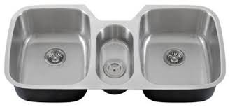 16 Gauge Kitchen Sink by 43