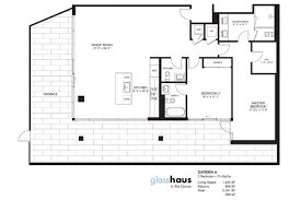 glasshaus in the grove miami floor plans