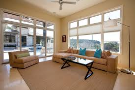Ceiling Treatment Ideas by Window Treatment Ideas Pictures Family Room Contemporary With Area