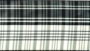 and black plaid ribbon vintage taffeta plaid ribbon collection