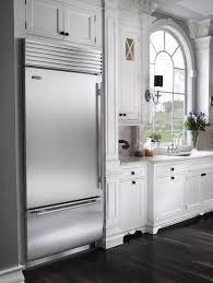 Kitchen Cabinet Refrigerator Sub Zero Bi36usph 36 Inch Built In Bottom Freezer Refrigerator