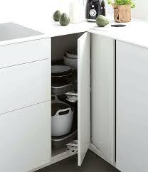 cuisine angle ikea meuble cuisine angle discret et intelligent ce meuble dangle meuble