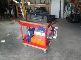 best home made or store tool cart page 2 tools u0026 equipment