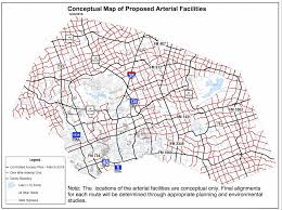 Map Of Spring Texas Williamson County Moves Forward With Transportation Plan