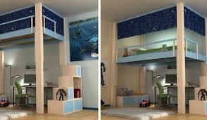 chambre ado mezzanine bureau mezzanine en 56 idées inspirantes design chambre ado