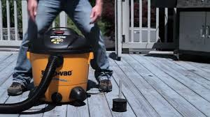 Wet Vacs At Lowes by Shop Vac Wet U0026 Dry Pump Vac From Canadian Tire Youtube