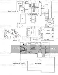 waterford residence floor plan waterford residence 23 kim yam road 3 bedrooms 1744 sqft