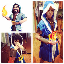 costume wizard robe homemade clash of clans wizard costume make it a home