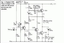 index 220 amplifier circuit circuit diagram seekic in