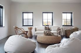 living room bean bags a roundup of 63 of our favorite bean bags emily henderson