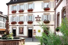 chambres d hôtes ribeauvillé alsace hotel de la tour ribeauville