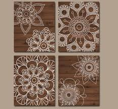sweet idea wood medallion wall white 19 best on images
