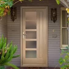 Oak Exterior Doors Glazed Wooden Exterior Doors Exterior Doors Ideas