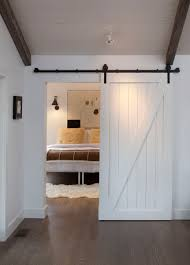 Barn Door Ideas by Rustic Style Barn Door Modern Industrial
