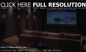 Home Theater Interiors - Home theater interiors