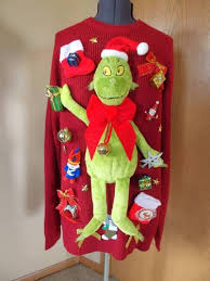 grinch christmas sweater grinch sweater gift ideas