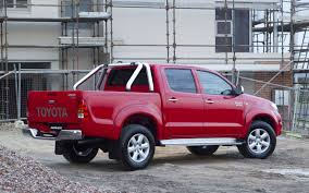 toyota diesel toyota hilux comes to u s sort of truck trend