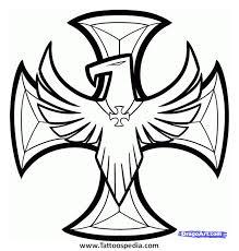 celtic iron cross tattoos 1