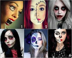 pictures of scary halloween makeup halloween makeup u2022 re salon u0026 med spa u2022 charlotte nc
