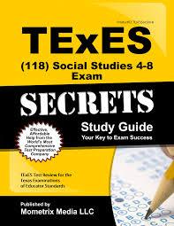 texes 118 social studies 4 8 exam study guide http mo media