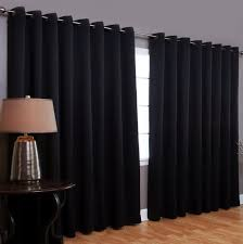 interior 63 inch blackout curtains