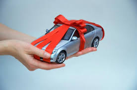 new car gift bow give your loved one a gift they will cherish forever this christmas