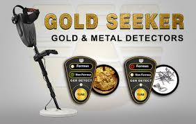 gold seeker device gold and metals detectors ger detect
