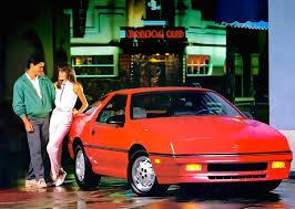 1980s dodge cars curbside 1987 dodge daytona shelby z baby steps