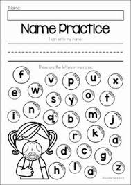 Pinterest     The world     s catalog of ideas Pinterest Summer Review Preschool No Prep Worksheets  amp  Activities  Name writing and identifying letters from my