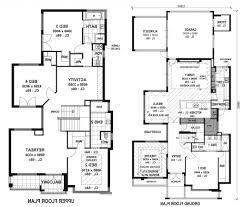 home design small house barn floor plans free printable within