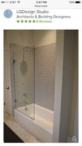 Glass Shower Doors And Walls by Best 25 Glass Shower Walls Ideas On Pinterest Glass Shower