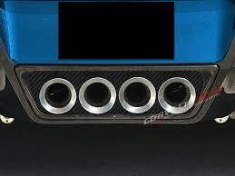 2014 corvette stingray exhaust c7 corvette stingray z06 grand sport 2014 hydro carbon fiber