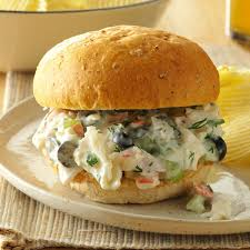 cold sandwich recipes taste of home