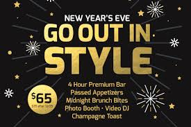go out in style new year s city works frisco