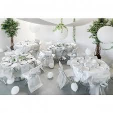 decoration de mariage et blanc deco mariage blanc argent pas cher meilleur de photos de