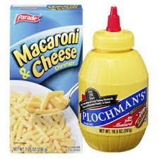 plochman s mustard parade macaroni cheese dinner oder plochman s mustard premium